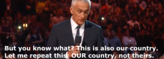 Univision's Jorge Ramos: U.S. is 'our country, not theirs'
