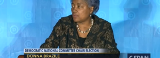 Hypocrisy alert: DNC verified voter IDs before chairman election