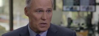 As Washington Gov. Inslee meets with Trump, some want him removed