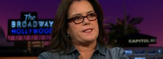 Rosie O'Donnell asked: 'How much is George Soros paying you?' — Video