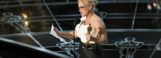 Actress Patricia Arquette suggests London terror attack a set-up by Trump, calls attack a 'false flag'