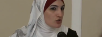 Shariah Law Advocate – Commencement Speaker at Taxpayer-funded University
