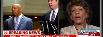 Maxine Waters: Chaffetz not running for re-election because of links to Russia — Video