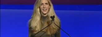 'Sad day for free speech' – Coulter cancels at UC Berkeley