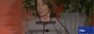 Pelosi garbles words, mispronounces countries in speech to Refugees International — Video