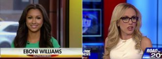 Fox News premiers political panel show featuring Eboni Williams, Kat Timpf, some guy