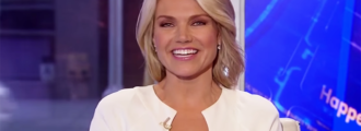 In case you missed it, Heather Nauert officially leaves Fox News