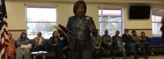 Dem. Rep. Val Demings to Facebook critic: 'My First Amendment right is different from yours'