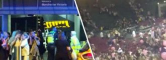 UPDATE: Video: Explosion, several fatalities at Ariana Grande concert in UK