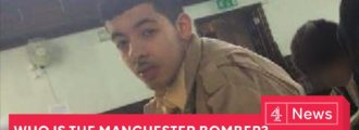 Terrific: Manchester terrorist funded bomb plot with taxpayer-provided welfare and student loans