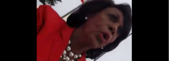 Video: Maxine Waters confronted by constituent who vows to work for her impeachment