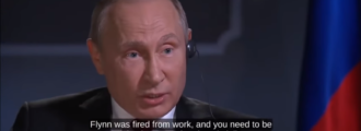 NBC cuts scene where Putin tells Megyn Kelly she should be arrested, put in jail