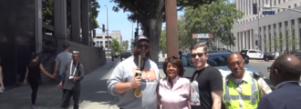 Maxine Waters flees reporter asking about her financial ties to Russia -- Video