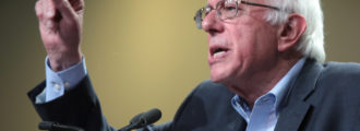 Bernie Sanders to supporter: Act in an 'unprecedented' way to stop Republicans — Video
