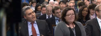 CNN's Jim Acosta whines: White House takes questions from conservatives!