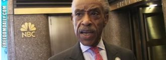 Al Sharpton shows the world he ain't got no ig'nance