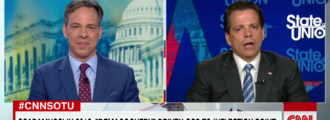 Scaramucci to Jake Tapper: I'll bring CNN a box of Kleenex when Trump wins in 2020 — Video