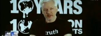 Report: Julian Assange Will Trade Info on DNC Leaks For Pardon