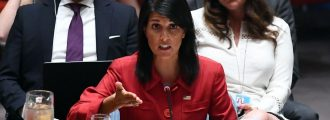 Amb Haley admits United Nations failure, hands the ball to Gen Mattis