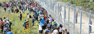 Hungary Built a Wall…Cuts Illegal Aliens By 99 Percent