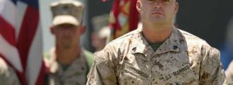 Terrorists Learn Not to Cross This Marine the Hard Way