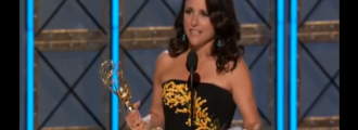 Julia Louis-Dreyfuss slams Trump, supporters as 'Nazis' during Emmys