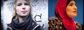 Sharia Proponent Linda Sarsour Endorses Traitor Chelsea Manning for Senate: Perfect Match?