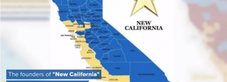 California Dreamin' – Secession movement declares independence