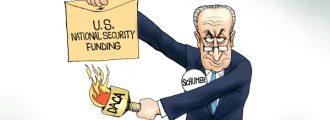 Cartoon of the Day: #SchumerShutdown