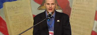 Mainstream media ignores South Carolina Tea Party Coalition Convention; Why? -- Video