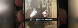 SC High School student arrested after Snapchat threat 'Round 2 of Florida tomorrow'