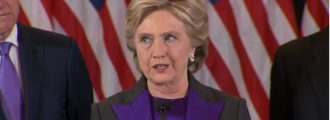 Liberals celebrate Hillary Clinton as 'real' president on President's Day