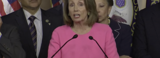 Video of the Day: Talk show host says send paycheck stubs to Nancy Pelosi to prove tax cuts are working
