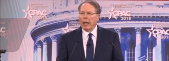 NRA's LaPierre: 'Opportunists wasted no time to exploit tragedy'