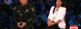 CNN town hall crowd jeers idea of rape victim defending herself with a gun -- Video