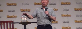 George Takei falsely claims NRA sells guns, gets hammered by James Woods