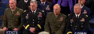 So how powerful are the Joint Chiefs? Not very