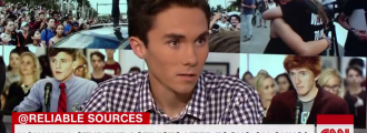 Video: David Hogg lies about Dana Loesch on CNN, falsely claims she sells guns, doesn't side with gun owners