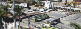 Liberals pin Florida bridge collapse on Trump, call for impeachment
