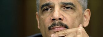 Eric Holder to Republicans: 'You want to have a knife fight, we're gonna do it'