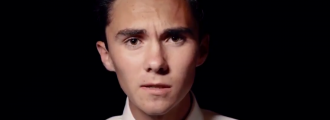 Media darling David Hogg: 'What if our politicians weren't the b**ch of the NRA?' -- Video