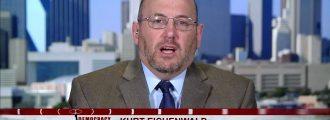 Liberal MSNBC contributor Kurt Eichenwald attacks Christians over McCabe firing