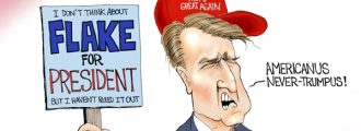 Cartoon of the Day: Flake News