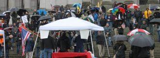 Saturday 2A Rallies: Hundreds Show when Thousands Didn't