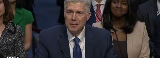 Gorsuch sides with liberals on Supreme Court, casts deciding vote in deportation case