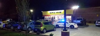 Bizarre - Naked Waffle House Shooter in Antioch, TN Left 4 Dead, 3 Wounded