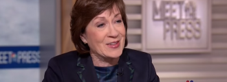 Video of the Day: Even RINO Susan Collins trashes Comey