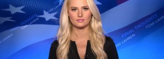 Hatemongers physically, verbally attack Tomi Lahren for political views in public, other hatemongers cheer