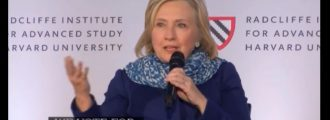 Video of the Day: Hillary Clinton calls Electoral College 'a little troubling,' 'contrary to one person, one vote'